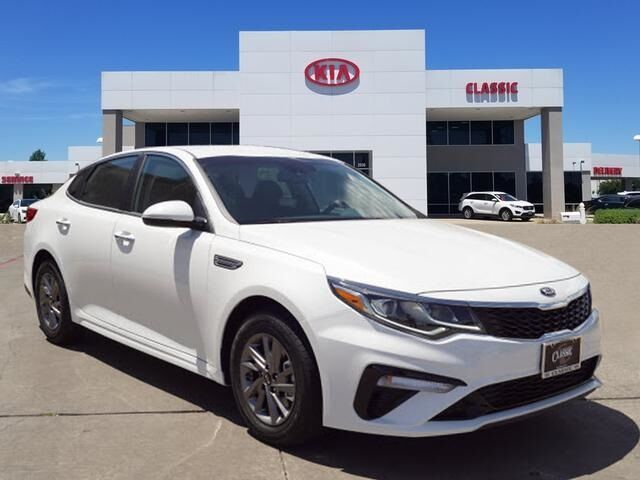 2019 Kia Optima LX Carrollton TX
