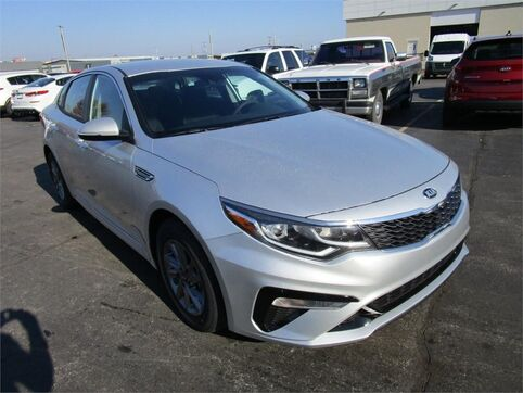 2019_Kia_Optima_LX_ Evansville IN