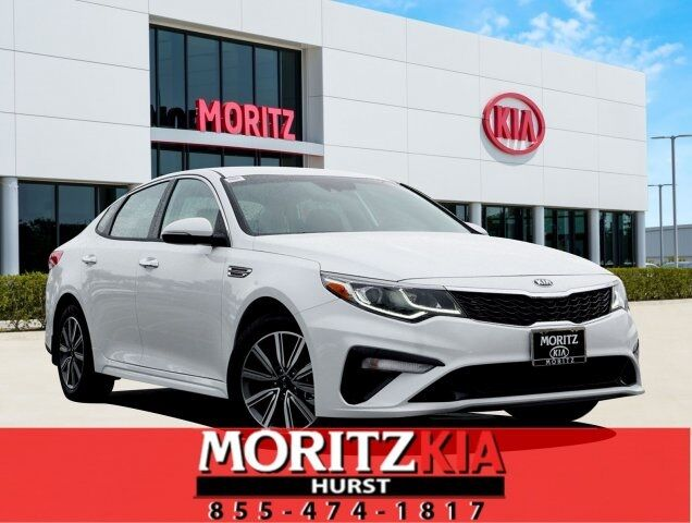 2019 Kia Optima LX Fort Worth TX