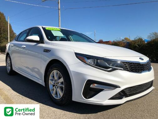 2019_Kia_Optima_LX_ Frankfort KY