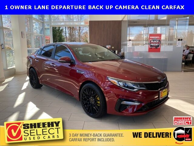 2019 Kia Optima LX Chantilly VA