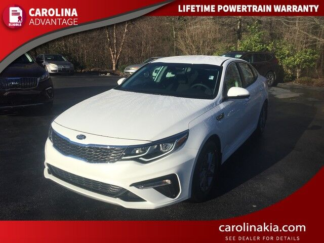 2019 Kia Optima LX High Point NC