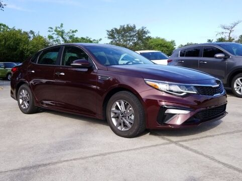 2019_Kia_Optima_LX_ Lakeland FL