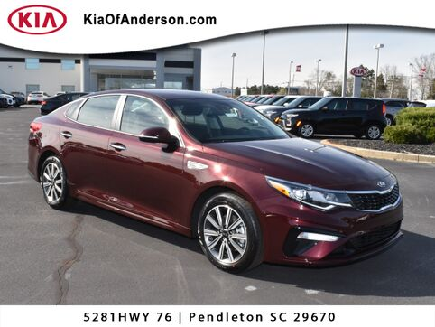 2019_Kia_Optima_LX_ Greenville SC