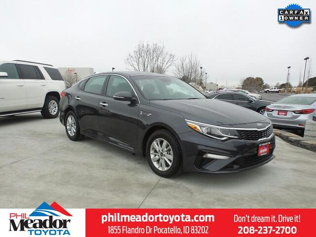 Phil Meador Toyota >> 2019 Kia Optima Lx