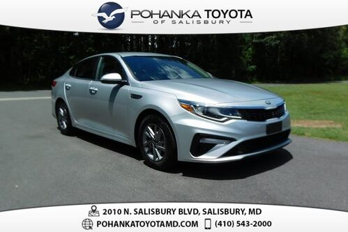 2019_Kia_Optima_LX_ Salisbury MD