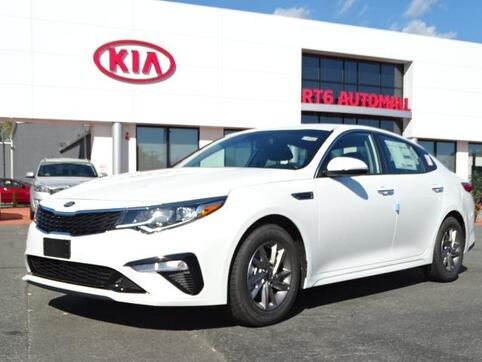 2019_Kia_Optima_LX_ Swansea MA