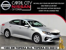 2019_Kia_Optima_LX_ Topeka KS