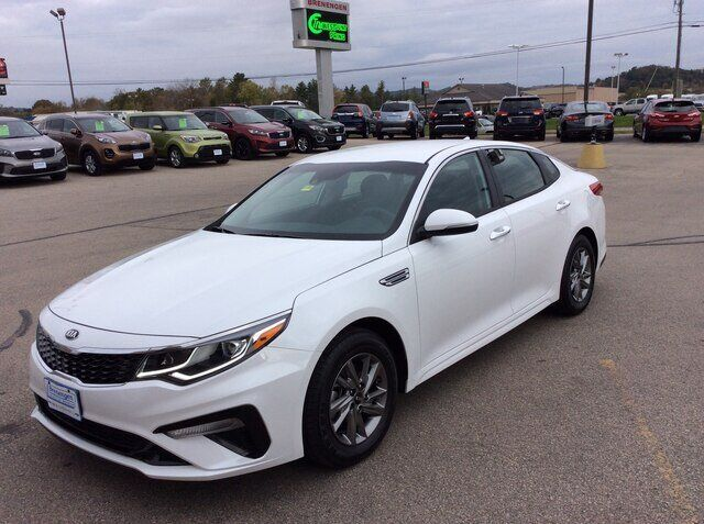 2019 Kia Optima LX West Salem WI