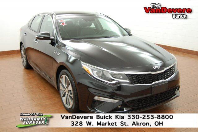 2019 Kia Optima S Akron OH