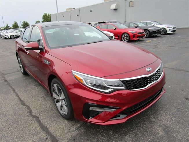 2019 Kia Optima S Auto Evansville IN