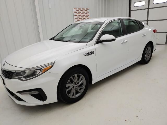 2019 Kia Optima S Auto Manhattan KS