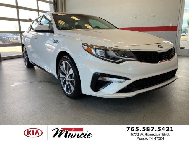 2019 Kia Optima S Auto Muncie IN