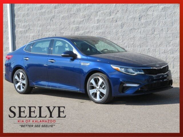 2019 Kia Optima S Battle Creek MI