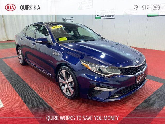 2019 Kia Optima S Braintree MA