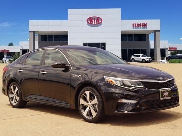 2019 Kia Optima S Carrollton TX