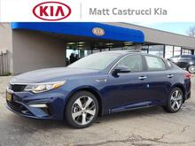 2019_Kia_Optima_S_ Dayton OH