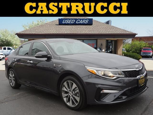 2019 Kia Optima S Dayton OH