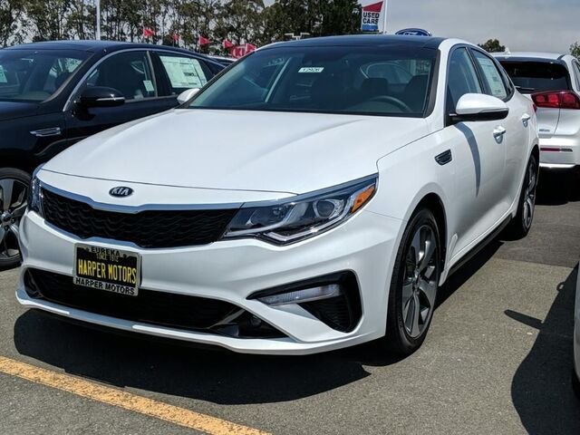2019 Kia Optima S Eureka CA