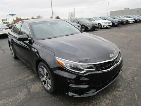 2019_Kia_Optima_S_ Evansville IN