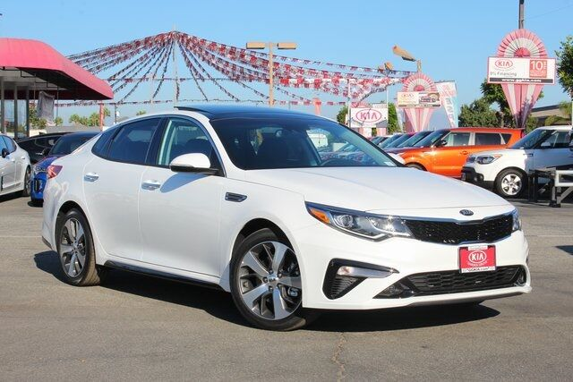 2019 Kia Optima S Garden Grove CA
