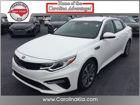 2019_Kia_Optima_S_ High Point NC