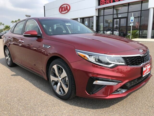 2019 Kia Optima S Mission TX