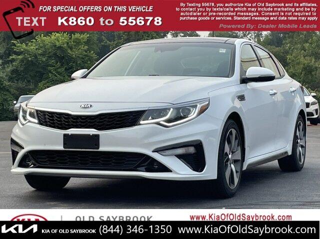 2019 Kia Optima S Old Saybrook CT