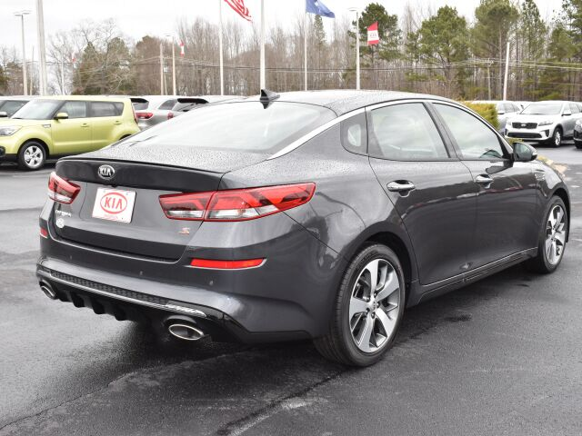 2019 Kia Optima S Greenville SC