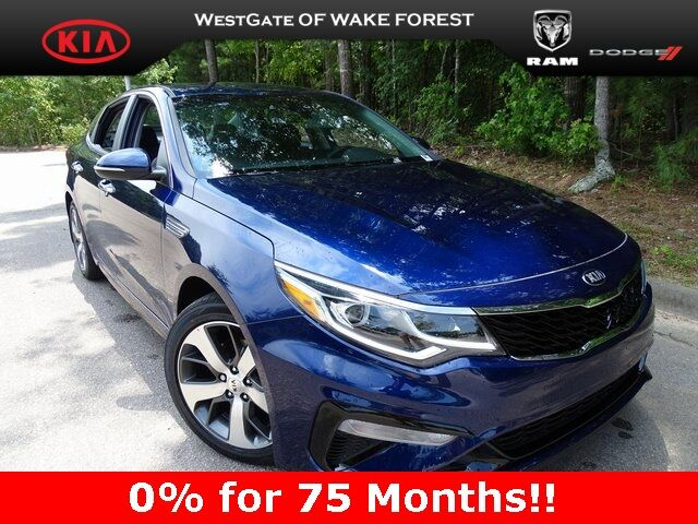 2019 Kia Optima S Raleigh NC