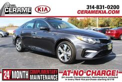 2019_Kia_Optima_S_ Saint Louis MO