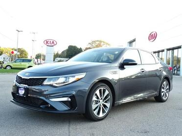 2019_Kia_Optima_S_ South Attleboro MA