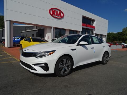 2019_Kia_Optima_S_ Swansea MA