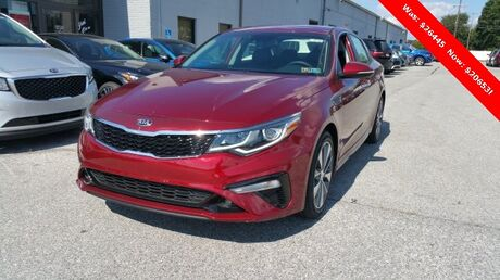 2019 Kia Optima S York PA