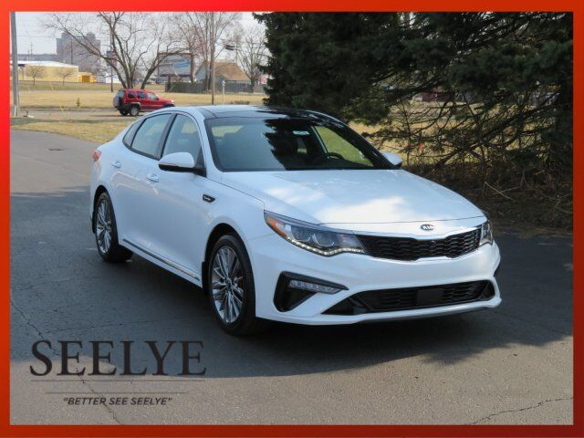 2019 Kia Optima SX Battle Creek MI