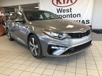 Kia Optima SX FWD 2.0L TURBO *PREMIUM LEATHER HEATED SEATS/MOUNTED PADDLE SHIFTERS/LARGER FRONT BRAKES/ELECTRONIC PARKING BRAKE* 2019