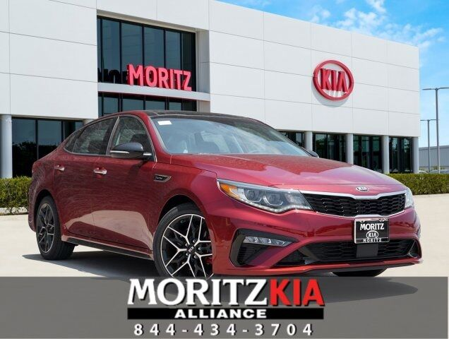 2019 Kia Optima SX Fort Worth TX