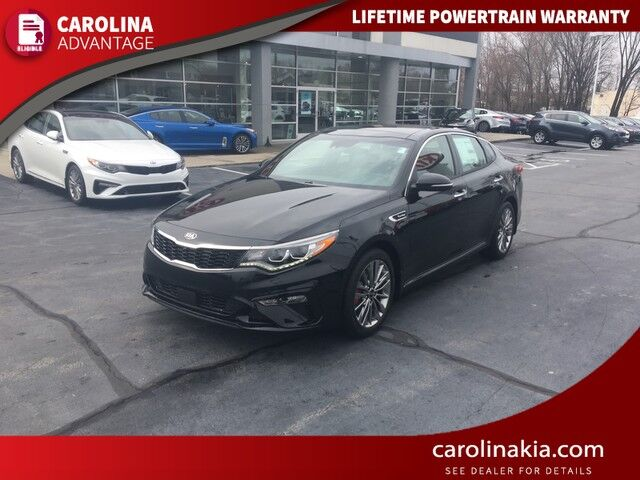 2019 Kia Optima SX High Point NC