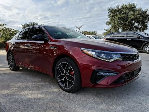 2019_Kia_Optima_SX_ Lakeland FL