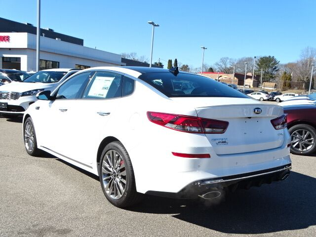 2019 Kia Optima SX South Attleboro MA