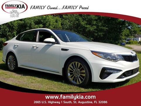 2019_Kia_Optima_Sx Turbo_ St. Augustine FL
