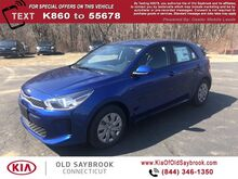 2019_Kia_Rio 5-door_S_ Old Saybrook CT