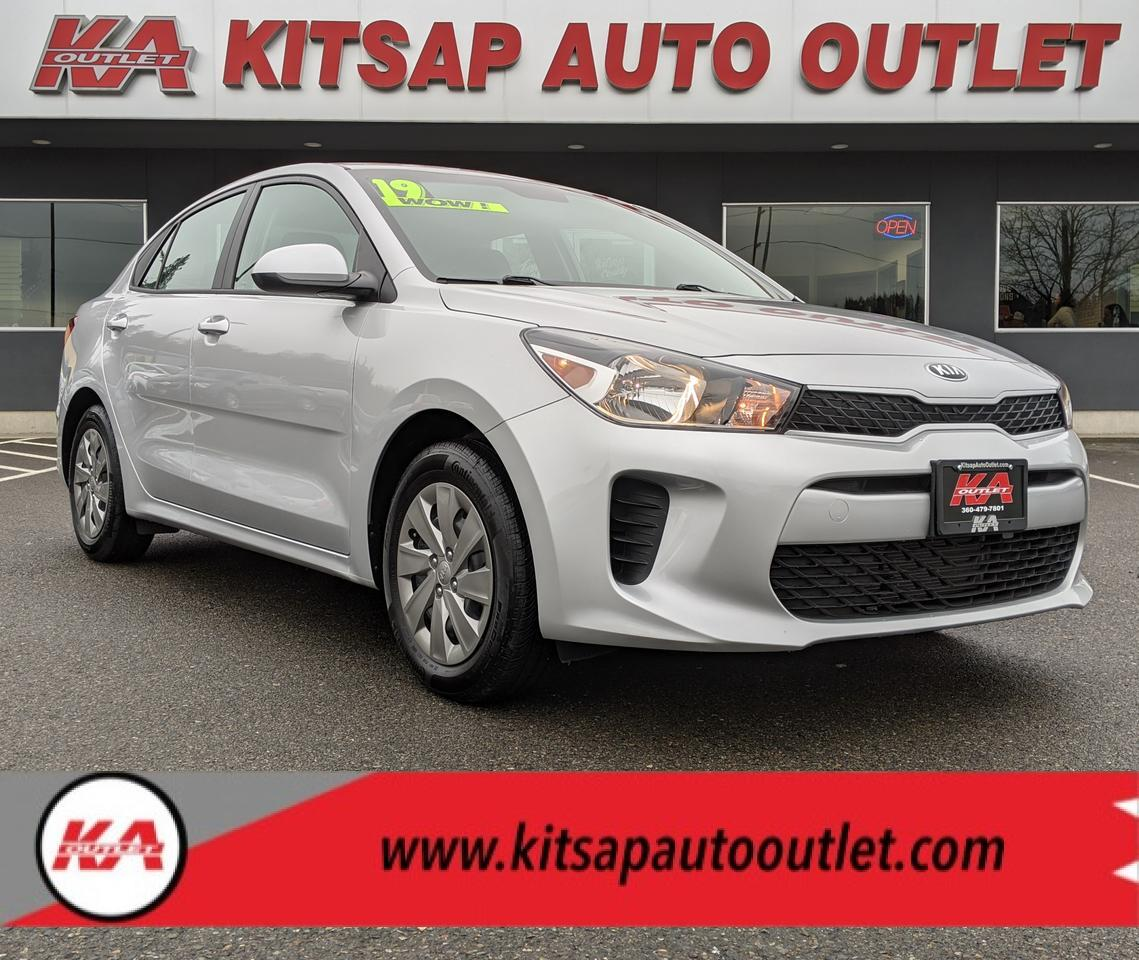 2019 Kia Rio LX Sedan 4D Port Orchard WA