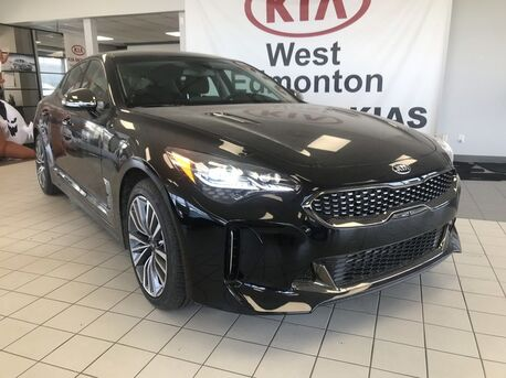 2019_Kia_STINGER_GT AWD 2.0L TURBO *DRIVER SEAT POWER & LUMBAR/LEATHER HEATED SEATS/PUSH BUTTON START/BLUETOOTH*_ Edmonton AB