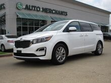 2019_Kia_Sedona_EX LEATHER, 3RD ROW SEATING, BACKUP CAMERA, BLIND SPOT MONITOR, HTD FRONT SEATS, BLUETOOTH,_ Plano TX