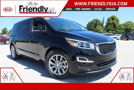 2019 Kia Sedona EX New Port Richey FL