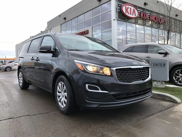 2019 Kia Sedona L FWD 3.3L *REARVIEW CAMERA/REAR AIR CONDITIONING/BLUETOOTH* Edmonton AB