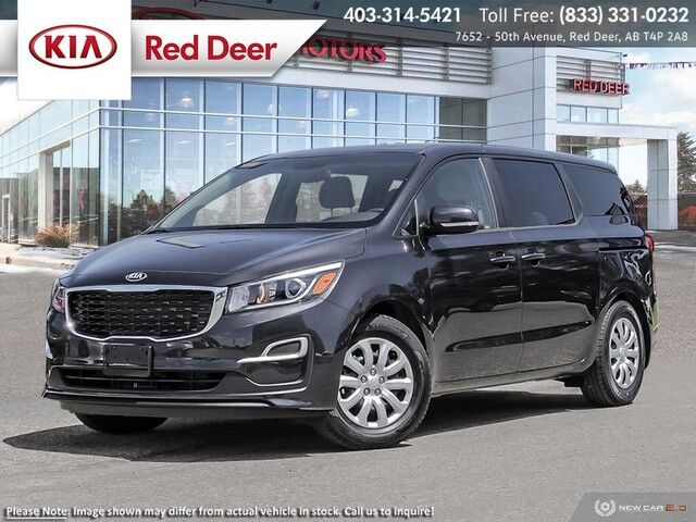 2019 Kia Sedona L Red Deer AB
