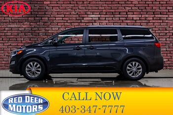 2019_Kia_Sedona_LX+ BCam 3rd Row_ Red Deer AB