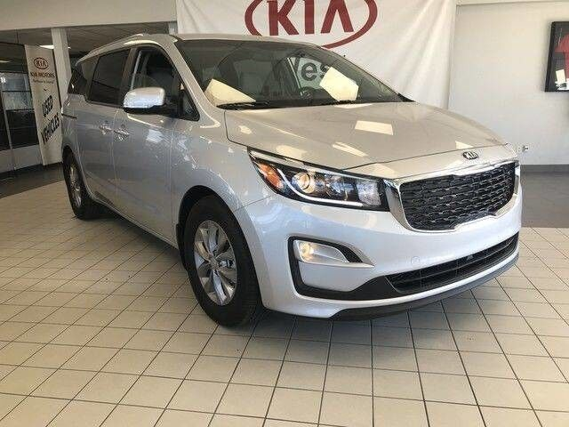 2019 Kia Sedona LX+ FWD V6 *SMART POWER LIFTGATE/POWER DUAL SLIDING DOORS/PUSH BUTTON START* Edmonton AB